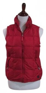 Abercrombie & Fitch Nylon Winter Vest