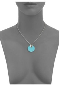 Michael Kors ON SALE-2 Piece SET-Turquoise Acetate Pendant & Pave Studs