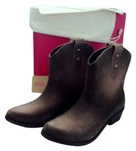 Melissa Ankle Western Style Boots