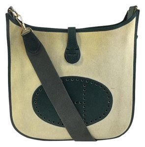 Herms Hermes Green Kelly Coromandle Shoulder Bag
