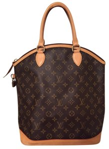 Louis Vuitton Tote Satchel in Monogram