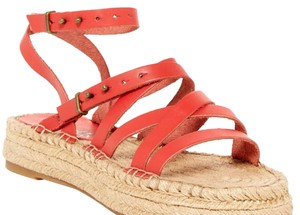 Splendid Red Sandals