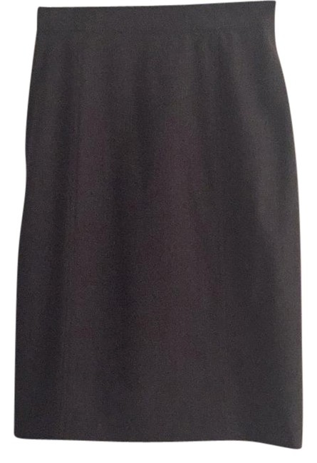 Item - Charcoal Grey Skirt Size 8 (M, 29, 30)