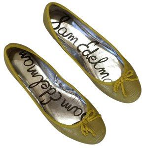 Sam Edelman Yellow Flats