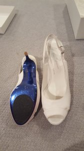 Vince Camuto Blue Bottom Shoes Wedding Shoes