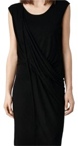 AllSaints short dress black Date Night Cocktail on Tradesy