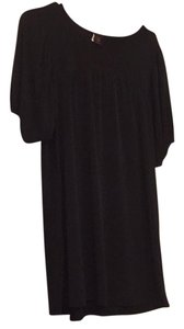Black Maxi Dress by Wrapper