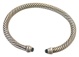 David Yurman David Yurman Classic Cable Bracelet with Diamonds