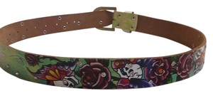 Ed Hardy Sz Large Ed Hardy Belts Handmade Genuine Leather, style EH7273