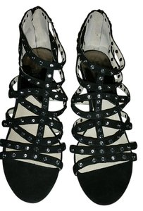 Michael Kors 9 Black Sandals