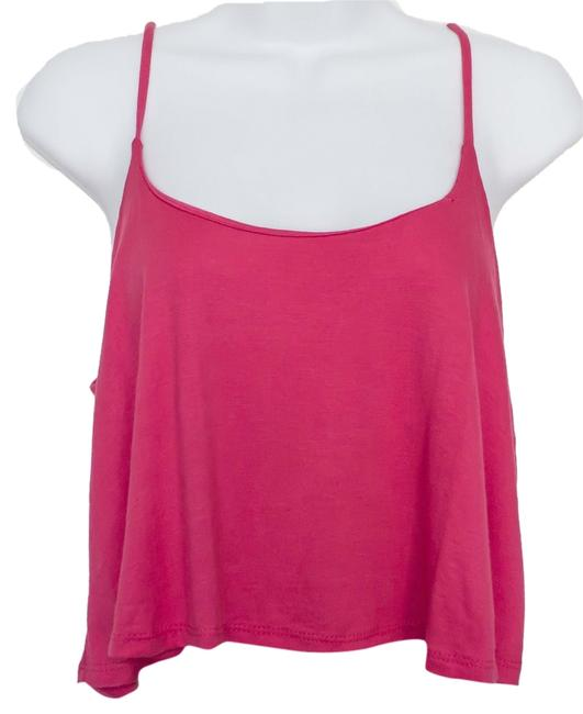 Nollie Pac Sun Pacsun Oneal O'neal Crop Cute Chic Trendy Stylish Date Night Affordable Hip Hipster Small Vintage Forever 21 Top Pink
