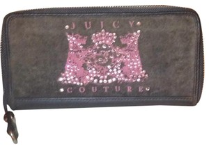 Juicy Couture Juicy Couture Zip Around Wallet