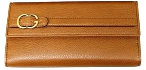 Gucci Continental Leather Clutch Wallet 270002