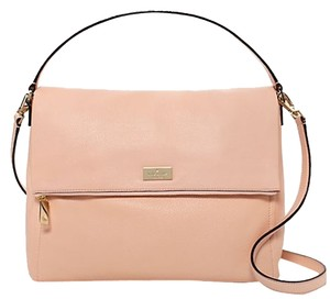 Kate Spade Leather New York Gold Hardware Classic Spring Summer Shoulder Bag