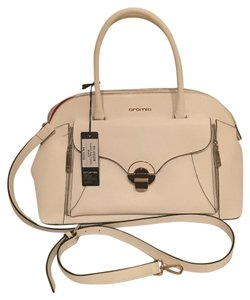 Cromia Satchel in White