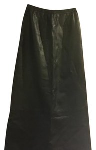 Banana Republic Maxi Skirt Black