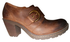 BOC Leather brown Boots
