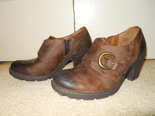 BOC Leather brown Boots Image 2