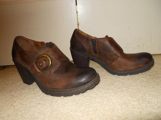 BOC Leather brown Boots Image 3
