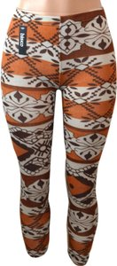 Baslco Brown Leggings