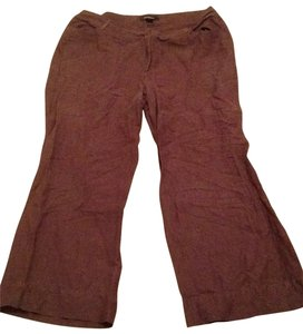 Ashley Stewart Baggy Pants Brown