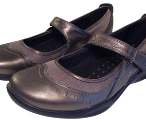 Clarks Metallic Bronze/Antique Gold Flats