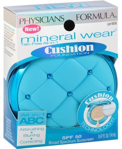 Physicians Formula Physicians Formula Mineral Wear Talc-Free All-in-1 Cushion Foundation