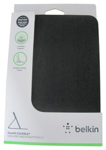 Belkin Belkin FormFit Black Textured Cover for iPad mini F7N106B1C00