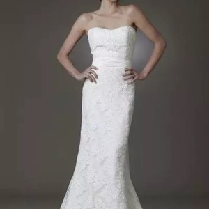Amy Kuschel Kennedy Wedding Dress