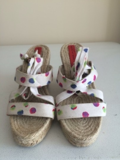 Marc by Marc Jacobs Multicolor Wedges