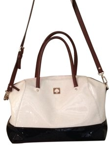 Kate Spade Satchel in black/white