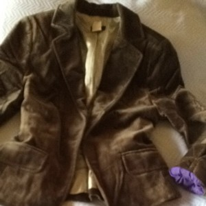 J.Crew Brown Jacket