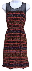 Anthropologie short dress Multi-Color on Tradesy