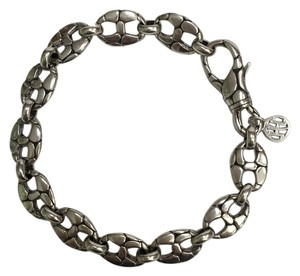 John Hardy Kali Pebble Collection, Sterling Silver Oval Link