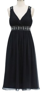 Other Embellished Chiffon Beaded Dress