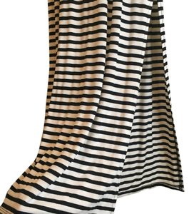 Black and white Maxi Dress by Everly