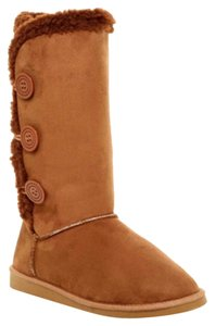 Bucco Chestnut Brown Boots
