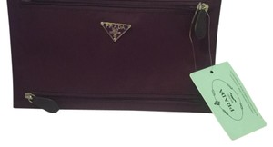 Prada Wristlet in Purple