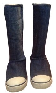 UGG Australia Blue denim Boots