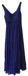 J.Crew Casablanca Blue Dress