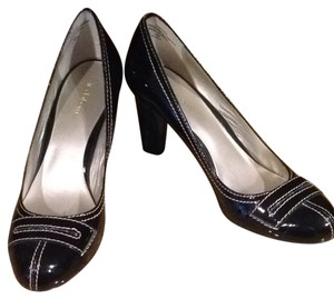 Liz Claiborne Black Patent Pumps