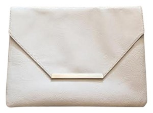 Forever 21 Ivory Clutch