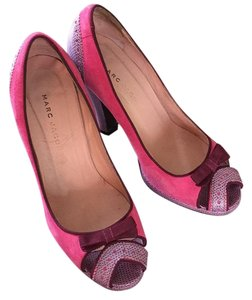 Marc Jacobs Pink and purple Pumps
