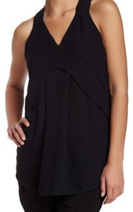 IRO Silk Sleeveless New Top Black