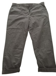 Gap Khaki/Chino Pants gray