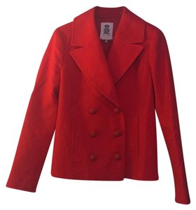 Juicy Couture Red Blazer