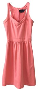 Cynthia Rowley short dress Light coral on Tradesy