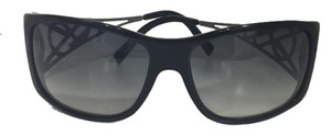 Saint Laurent Yves Saint Laurent Black rhinestone sunglasses