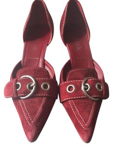 Prada Dark red Pumps
