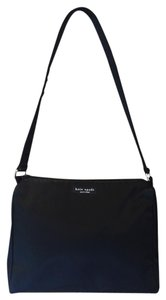 Kate Spade Nylon Silver Hardware Shoulder Bag